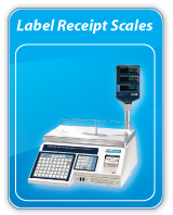 Label Receipt Scales
